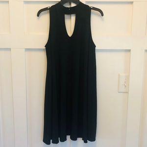Xhilaration keyhole sleeveless dress